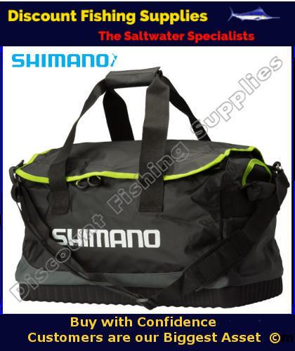 Shimano banar deck bag boat bag gear bag shimano nz for Wholesale fishing tackle suppliers