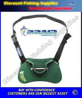 Braid Dolphin Gimbal Belt (jigging Belt)