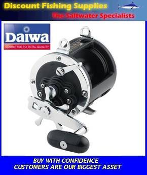 Daiwa Sealine 600H Conventional Reel
