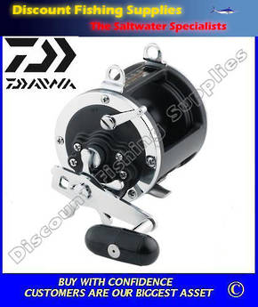 Daiwa Sealine 900H Conventional Reel
