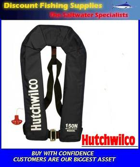 Hutchwilco Inflatable Lifejacket - Automatic