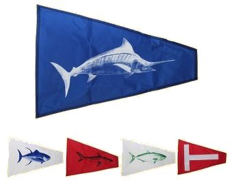 game fishing flag set