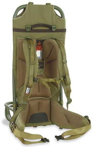 Tatonka Lastenkraxe Meat Pack - Olive | MEAT PACK | FRAME PACK | DFS