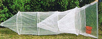 AKURA WHITEBAIT SOCK NET