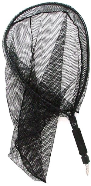 kilwell trout landing net with scales