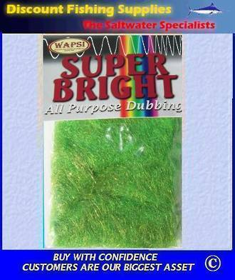 Super Bright Dubbing - Highlander_Green