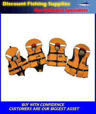 Hutchwilco MARINER Classic CHILDS - XXSml, XSml, Sml or Med Life Jacket