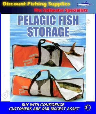 Precision Pak Pelagic Fish Storage Bag - TUNA