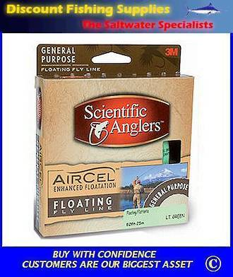Scientific Anglers AirCel General Purpose Floating Fly Line - WF5F
