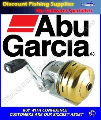 Abu Garci Abumatic 576i Spincast Reel (With line)