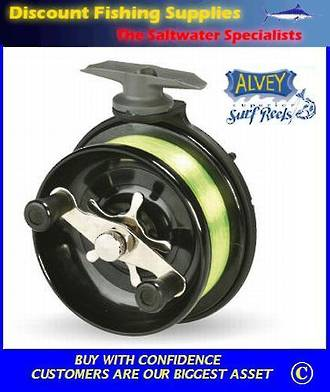 Alvey 45BC Kayak Fishing Reel