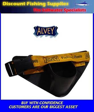 Alvey Moulded Rod Bucket
