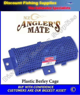 Anglers Mate Plastic Berley Cage