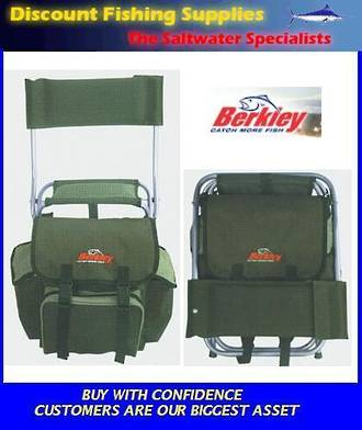 Berkley Back Pack Chair