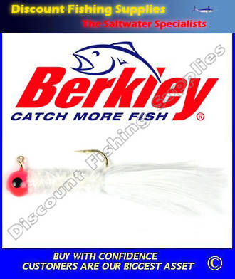 Berkley Beetle Bou Pink White 1.75gr