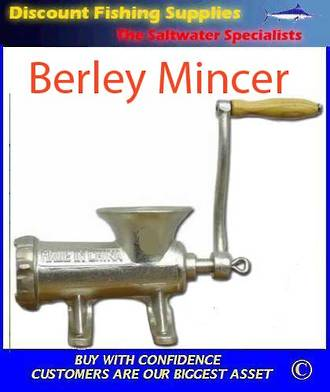 Mincer No 32 - Large