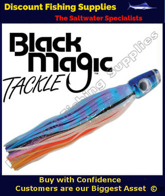Black Magic Bobby Dazzler Lure