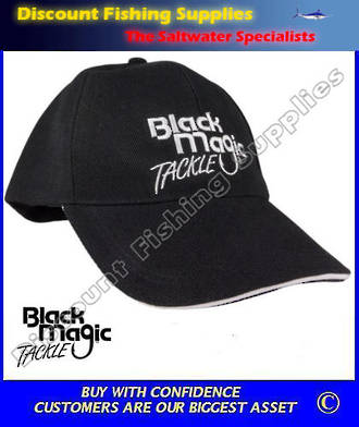 Black Magic Fishing Cap - Hat