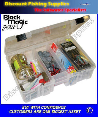Black Magic Deep Utility Box