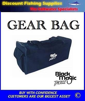 Black Magic Gear Bag