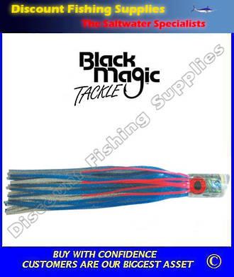 Black Magic Harlequin - Option 4 Lure
