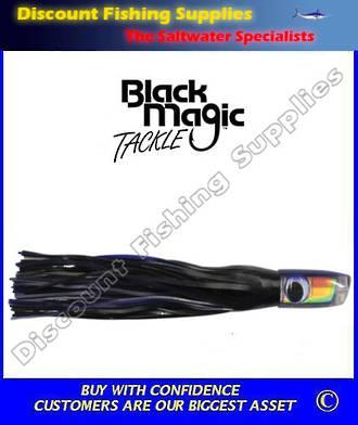 Black Magic Purple Predator - Marlin Lure