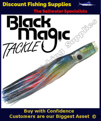 Black Magic Pursuit Jellybean - Marlin / Tuna Lure