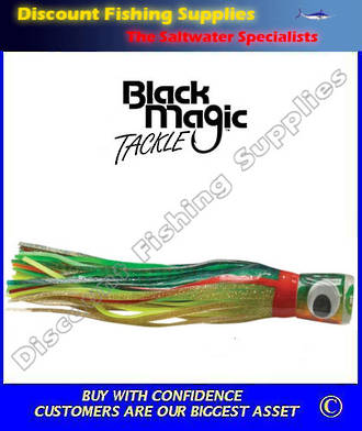 Black Magic Pursuit Pusher - Marlin / Tuna Lure