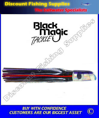Black Magic Waihau Warrior - Marlin Lure