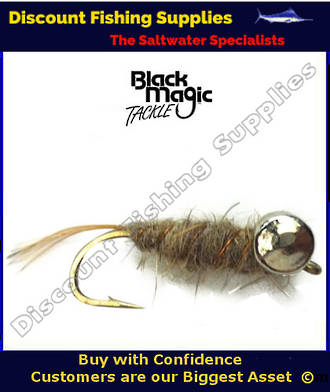 Black Magic Leadeye Olive #10