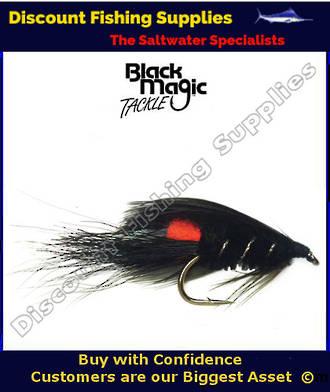 Black Magic Phantom #8 Trout Fly