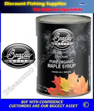 Bradley Maple Syrup 100% Organic