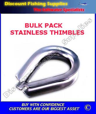 Thimble S/S - Small X 100