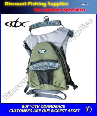 CD Xtreme Sports Chest Pack