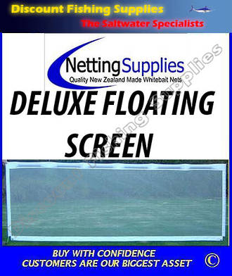 DELUXE Floating Screen 3m (KIWIMESH)