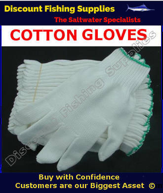 Cotton Glove LARGE (single)