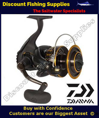 Daiwa BG16 6500 Spinning Reel