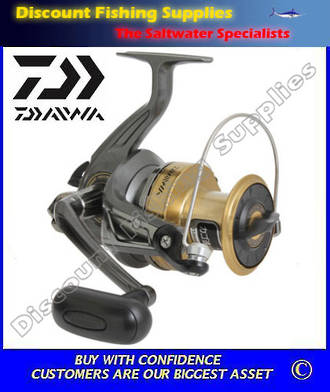 Daiwa Crosscast 6000 Surf Reel