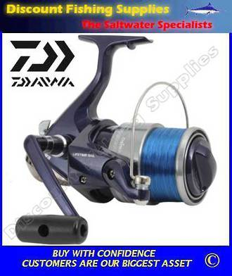 Daiwa PROCYON 5500-3B Spin Reel (With Line)