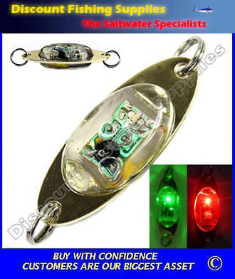 Deep Drop Underwater LED Fishing Light - MXD Colour