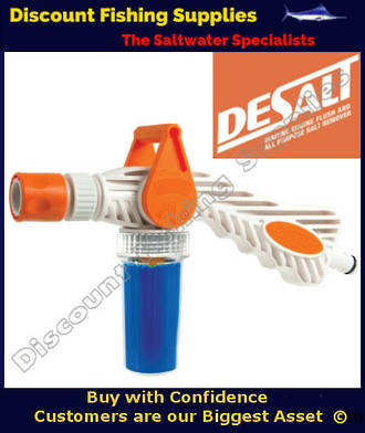 DESALT DISPENSER ENGINE FLUSH & SPRAY GUN