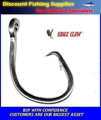 Eagle Claw Tuna Circle Hook 17/0