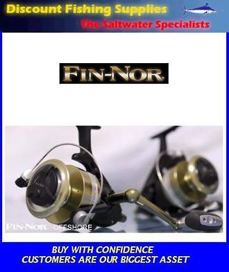 FIN-NOR Offshore OFS75 Spin Reel