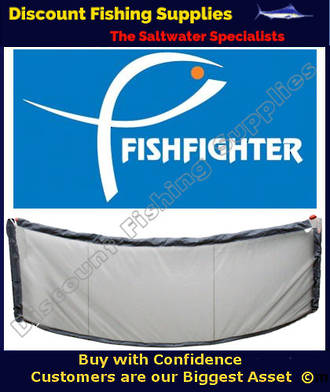 Fishfighter Deluxe Floating Whitebait Screen 2.85m