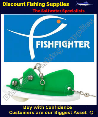 Fishfighter Trolling Sinker - Directional