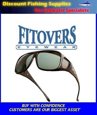 Navigator Medium Grey Polarized Sunglasses (Black frame)