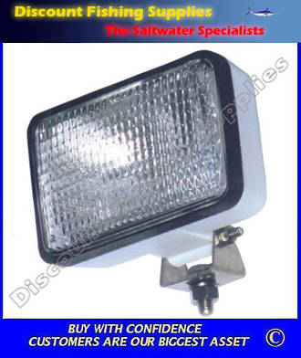 Halogen Flood Light 12v - 55Watt