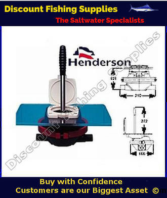 Hand Operated Bilge Pump Henderson Compac 50 - 9.5GPM