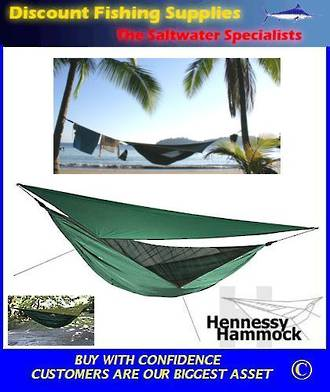 Hennessy Hammock - Scout