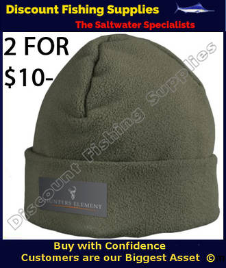 Beanie Deal - 2 X HUNTERS ELEMENT Heatseeker Beanie